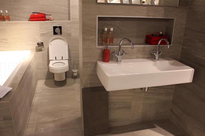 Klein Badkamer Idees : Ideeën badkamer / de eerste kamer badkamers