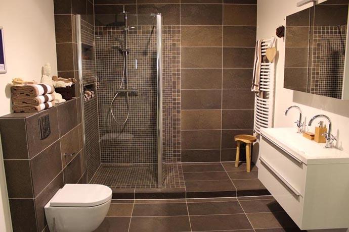 Ideeen inrichting badkamer beste inspiratie voor huis ontwerp - Badkamer kleur idee ...